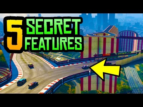 GTA 5 ONLINE - 5 THINGS YOU NEED TO KNOW ABOUT CUNNING STUNTS PART 2! (GTA 5 Secret Features)