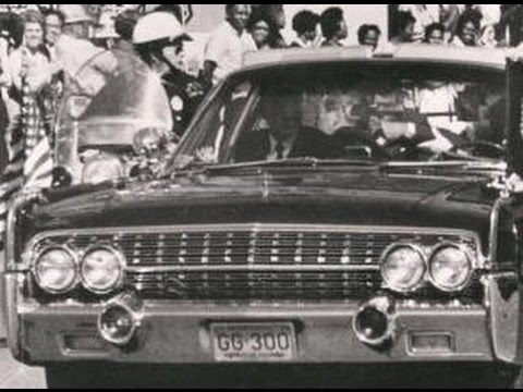 JFK Assassination: Secret Service Agent Winston Lawson - Part 1 (2003)