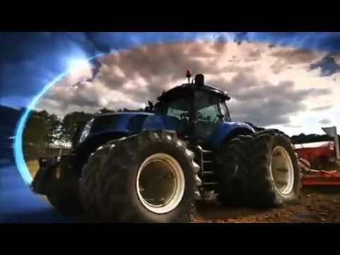 Temiz Enerji Kullanan New Holland Traktörleri - www.ziraatciyiz.biz