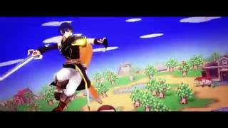 【SSB4】 Marth | feat. Plump