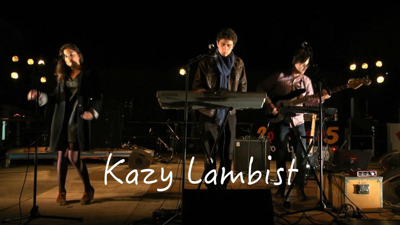 Kazy Lambist la rencontre