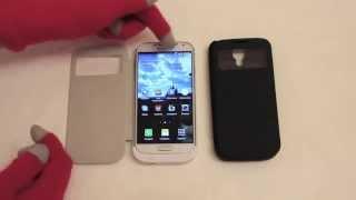Чехол-аккумулятор для Samsung Galaxy S4 (3300мАч) - EXEQ HelpinG-SF03(, 2014-05-22T09:37:02.000Z)