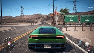 Need For Speed: Payback - Lamborghini Huracan Coupe - Open World Free Roam Gameplay HD