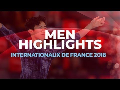 Best of Internationaux de France 2018 | Men Highlights | #GPFigure