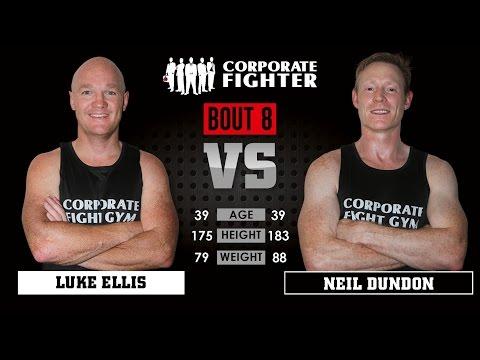 Corporate Fighter 24 - Luke Ellis vs Neil Dundon