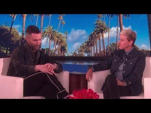 Laura - Adam Levine addresses Super Bowl rumors
