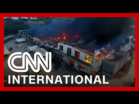 South African cities left gutted by unprecedented looting and violence