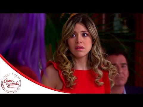 Casandra arruina la fiesta de Abigail   Amigo reconciliado...   Como dice el dicho