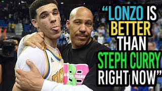 10 INSANE Things LaVar Ball ACTUALLY Said... YOU WON'T BELIEVE IT!