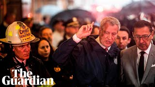 'No ongoing threat': New York mayor says helicopter crash is not terror-related