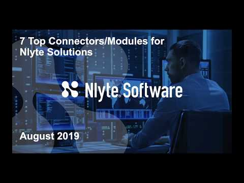 7 Most Popular Connectors and Modules for Nlyte