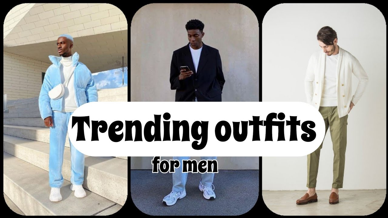 Most trending outfits for men 2021/ #fashionfits