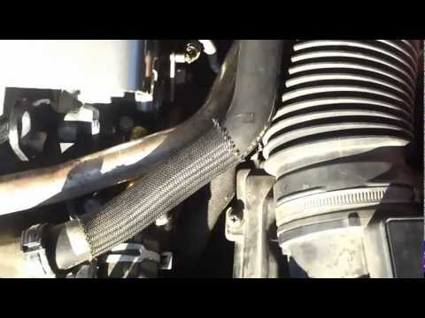 peugeot 607 2.2 hdi engine sound