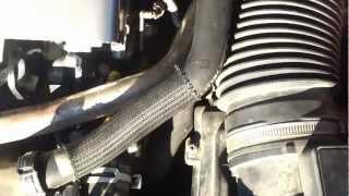 peugeot 607 2.2 hdi engine sound