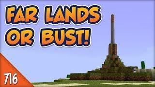 Minecraft Far Lands or Bust - #716 - Digital Existentialism