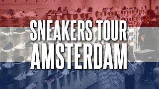 ON FAIT LE TOUR DES SHOP SNEAKERS À AMSTERDAM ! PATTA, SUNIKAA, OQIUM, BASKÈTS...