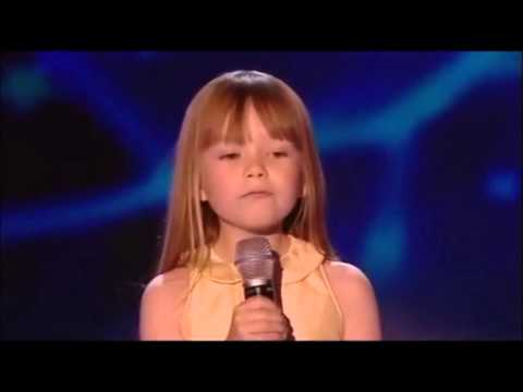 Carly Rose Sonenclar / Connie Talbot - Over The Rainbow