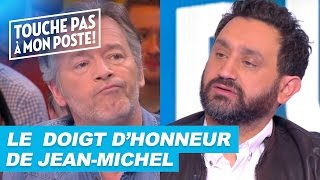 Video Le doigt d'honneur de Jean-Michel Maire à Cyril Hanouna download MP3, 3GP, MP4, WEBM, AVI, FLV November 2017