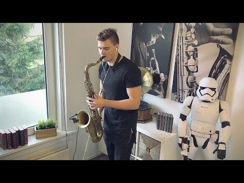 Christina Perri - A Thousand Years (Saxophone Cover)