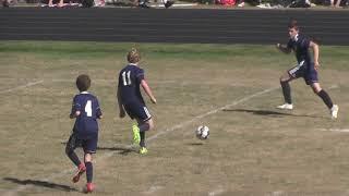 Lincoln Academy at Medomak Valley Boys Soccer
