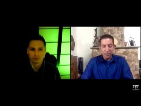 Glenn Greenwald On New Atheism, The NSA & Edward Snowden