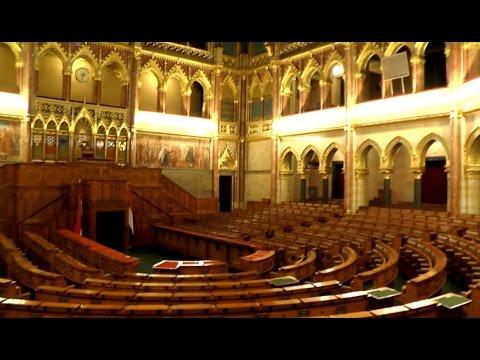 Hungarian Parliament Building Budapest Parlamenti Látogatás - Országgyűlés visit ticket prices
