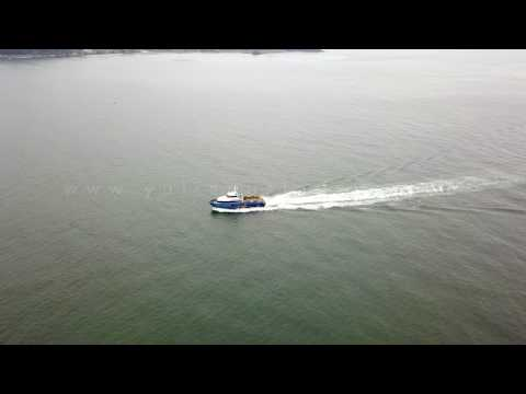 AERIAL FOOTAGE - OFFSHORE #10