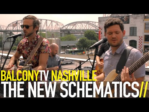 THE NEW SCHEMATICS - BORN WITHOUT BORDERS (BalconyTV)