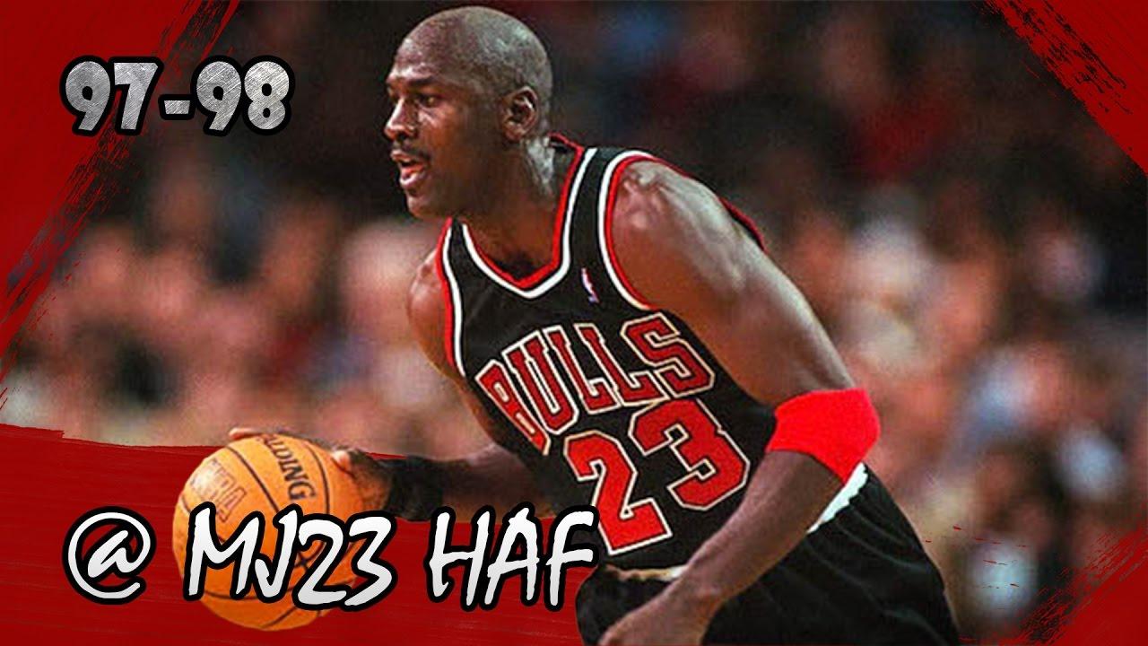 38113e87d28a Michael Jordan Highlights vs Suns (1997.11.20) - 30pts