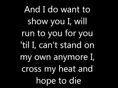Cross My Heart Marianas Trench Song+Lyrics
