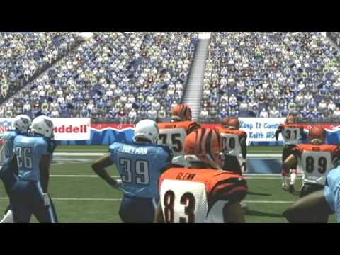 ESPN NFL 2K5 - Jonathan Ogden Kick Return?