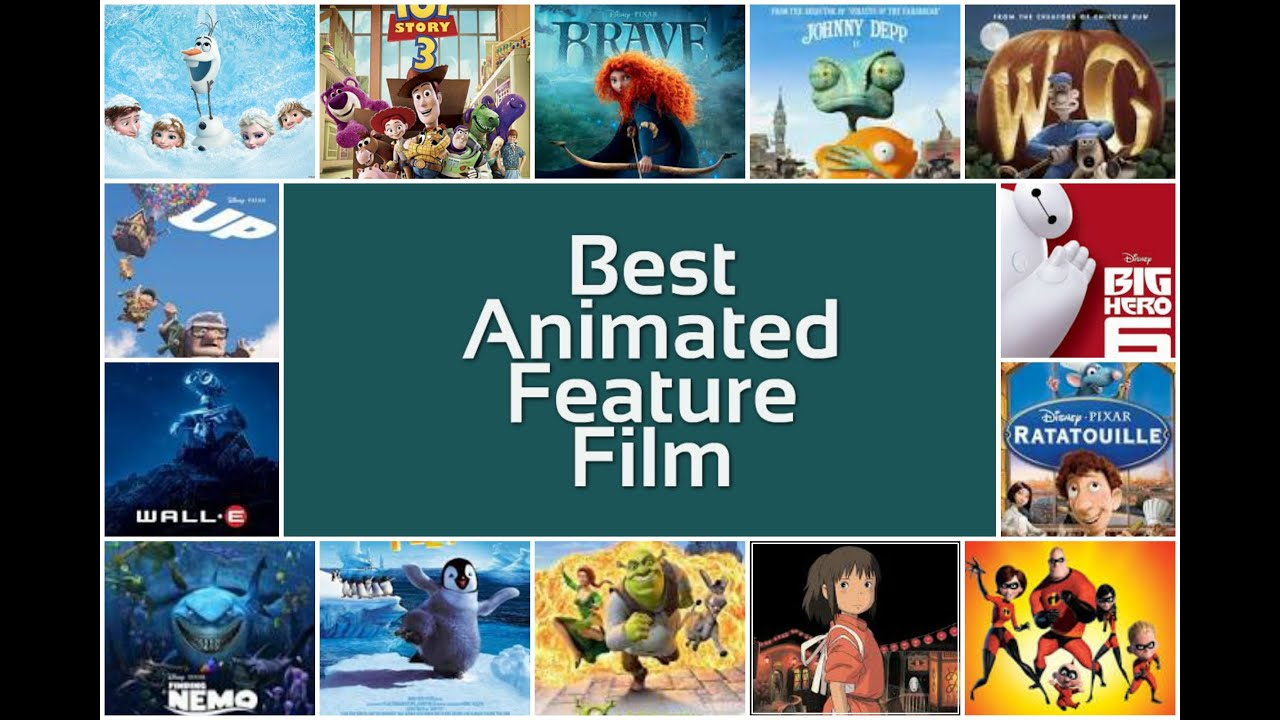 Academy Award for Best Animated Feature Film-Winners List ...