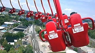 Windseeker (including HD POV) - Kings Island Theme Park