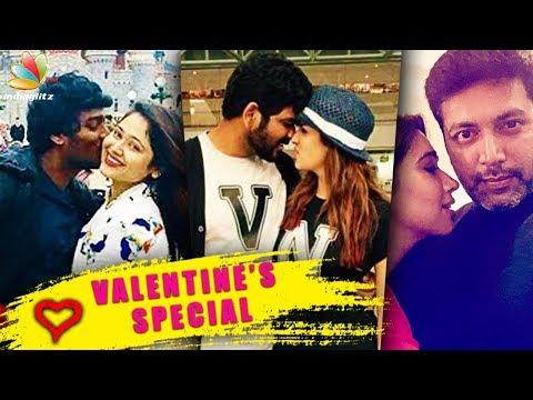 Celebs Valentine's day Surprises for loved ones   Jayam Ravi, Madhavan   Latest Tamil Cinema News