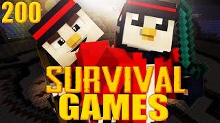 Minecraft Survival Games - Romanul Milostiv! [Ep.200]