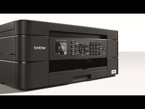 Brother MFC-J491DW impresora multifunción tinta