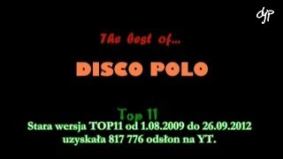 DISCO POLO The best of - Top 11 (ver. 2012)