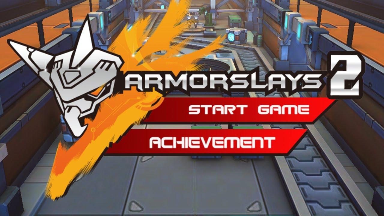 Armorslays 2 - Universal - HD Gameplay Trailer
