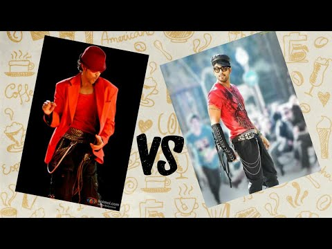 Hrithik Roshan Vs Allu Arjun dance battle ( The ultimate dance BATTLE)