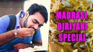 Best Biriyani Spot In Chennai Revealed ! Night Out Biriyani    Meet Your Madrasi In Episode - 01