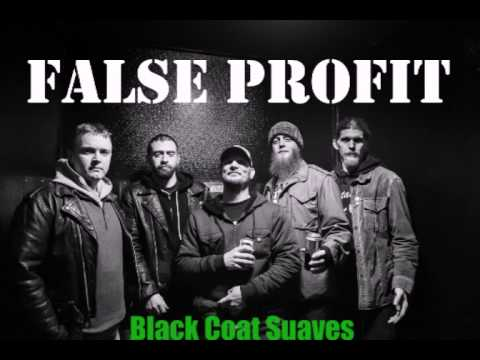 Holler Productions- False Profit-black Coat suaves