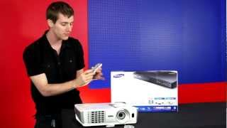 Benq W1070 1080p 3D Gaming & Movie Projector Showcase NCIX Tech Tips