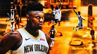 ZION WILLIAMSON SLASHER BUILD GETS THE CRAZIEST CONTACT DUNKS ON NBA 2K20! BEST SLASHER BUILD