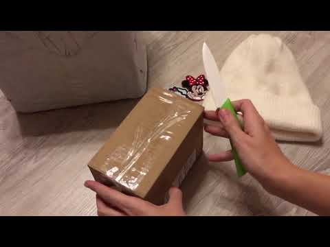 ASMR Распаковка 5 посылок Unboxing AliExpress Russian Whisper ASMR