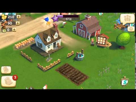 FarmVille 2: Country Escape (by Zynga) - simulation game for android - gameplay.