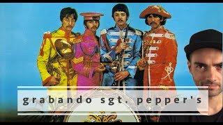 Así se grabó el Sgt. Pepper's