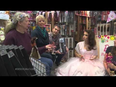 De Social Club #Vindikleuk - Barbie feest