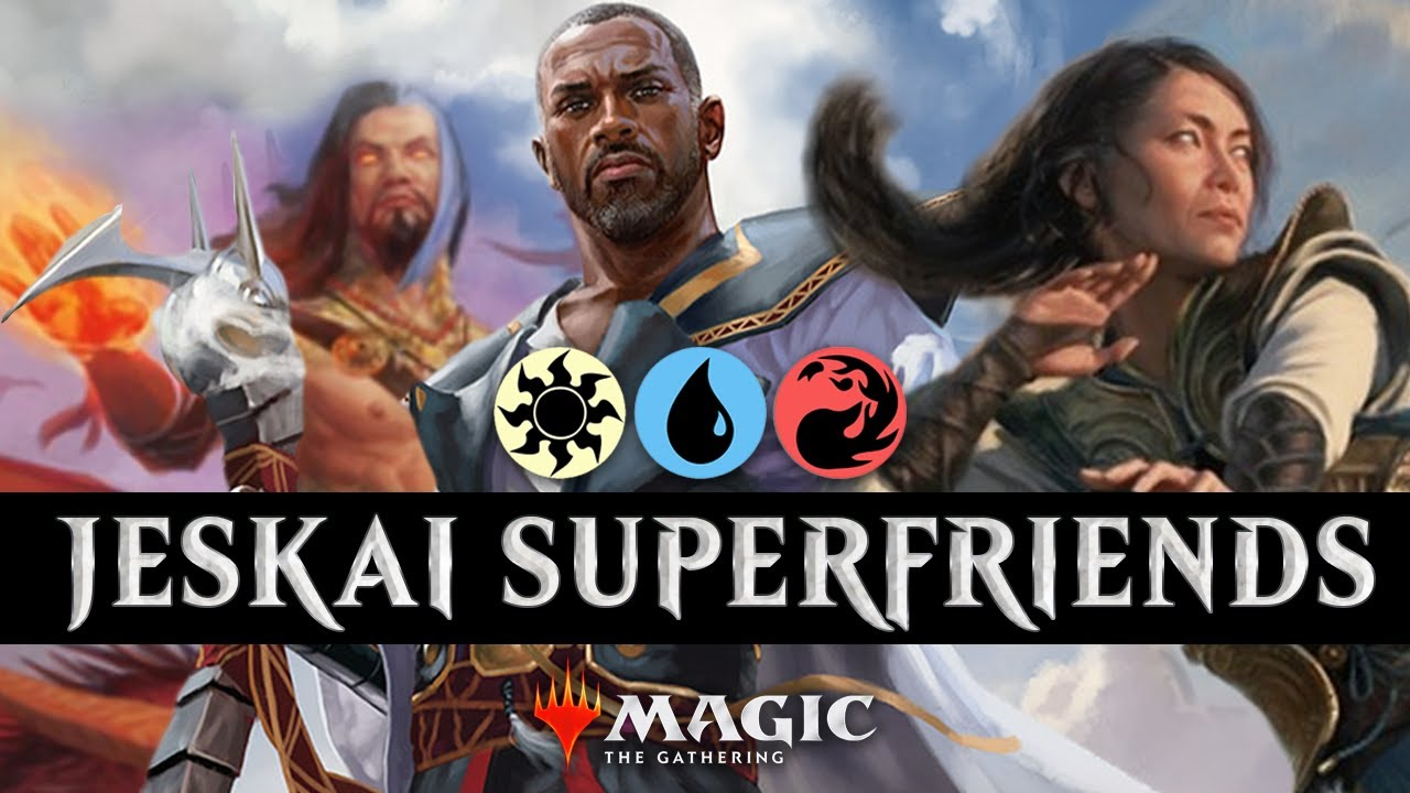 UNDEFEATED Jeskai Superfriends feat. Ashiok, Dream Render | MTG Arena