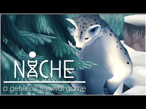 A Balance Bear Emerges from the Blizzard!! • Niche: Snowy Mountain Update! - Episode #10