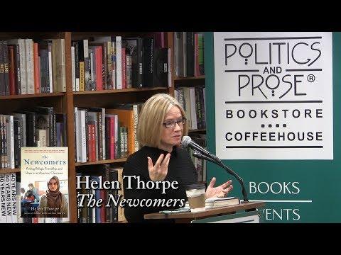 "Helen Thorpe, ""The Newcomers"""